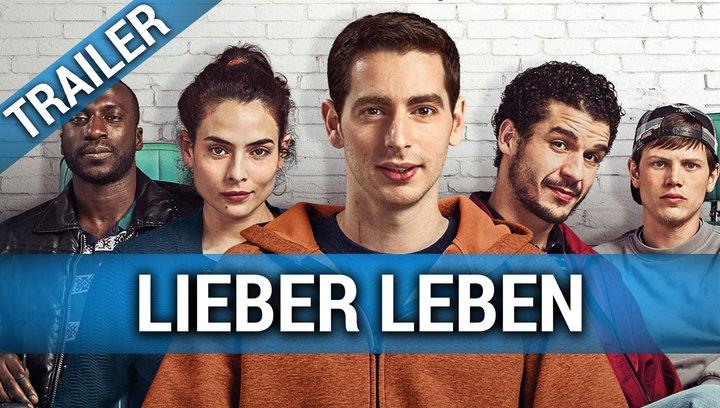 Lieber leben - Trailer Poster