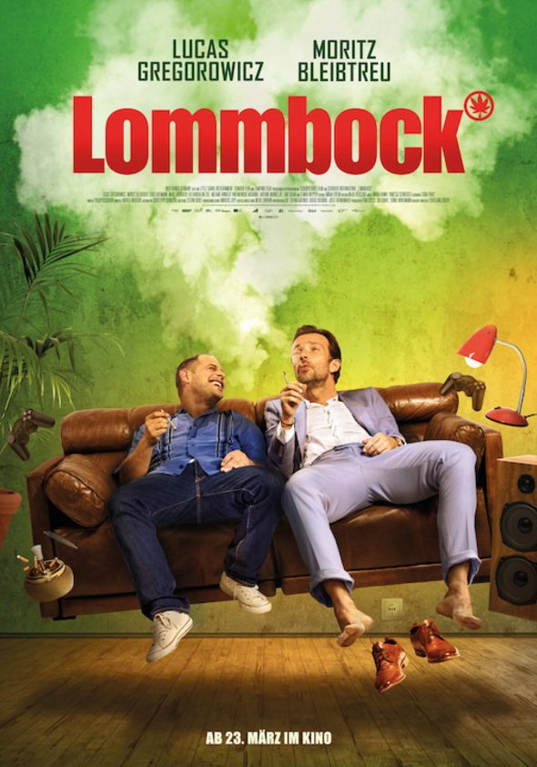 Lommbock Poster