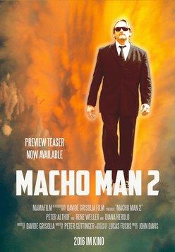 Macho Man 2 Poster