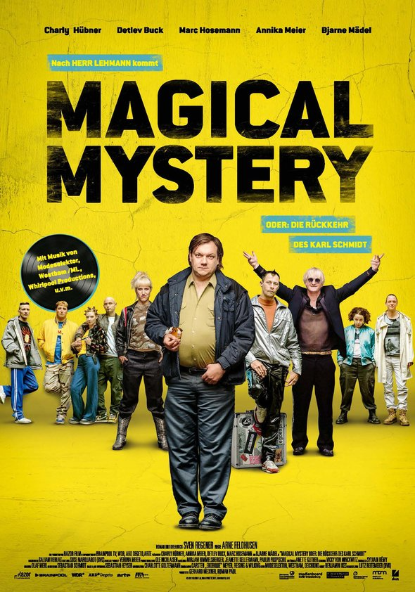 Magical Mystery Poster