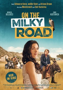 On the Milky Road Poster