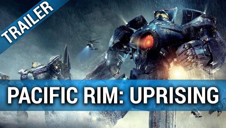 Pacific Rim: Uprising - Trailer Poster