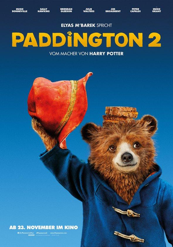 Plakat: PADDINGTON 2