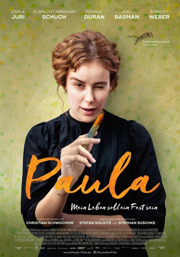 Paula - Mein Leben soll ein Fest sein Poster