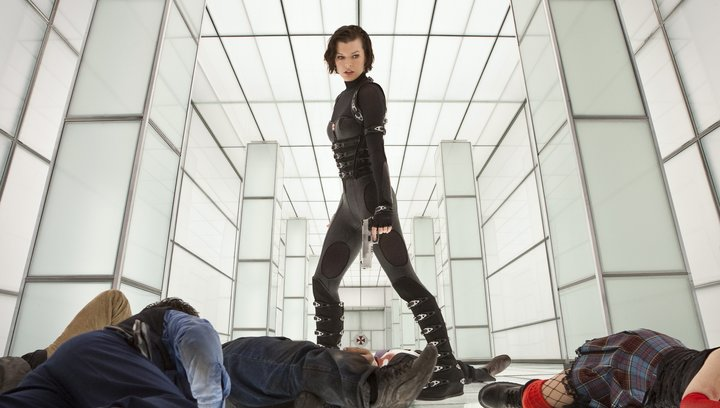 Resident Evil: Retribution (BluRay-/DVD-Trailer) Poster