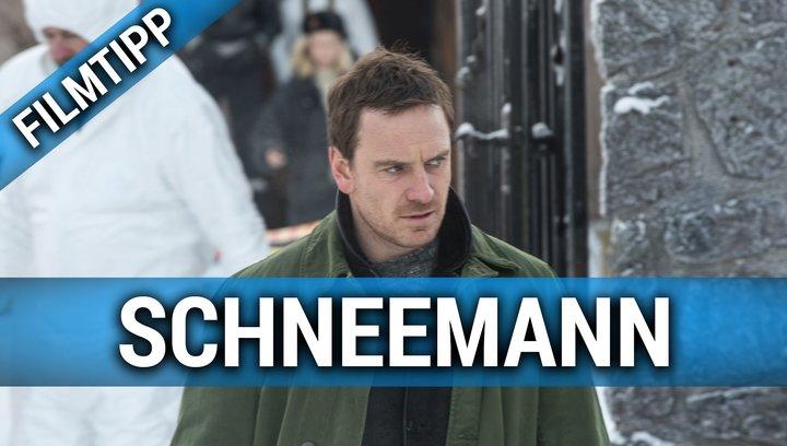 Schneemann - Filmtipp Poster