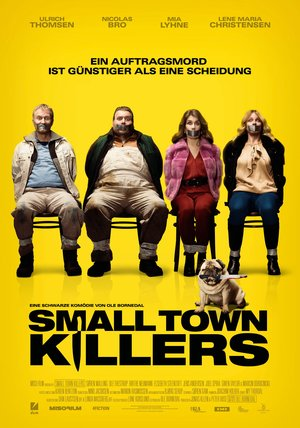 Small Town Killers Poster