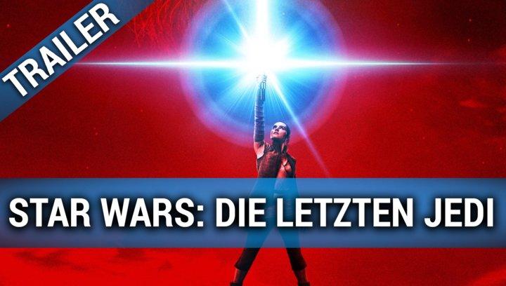 Star Wars: Die letzten Jedi - Teaser Poster