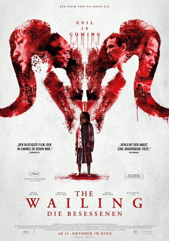 The Wailing - Die Besessenen Poster