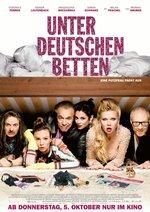 Unter deutschen Betten Poster