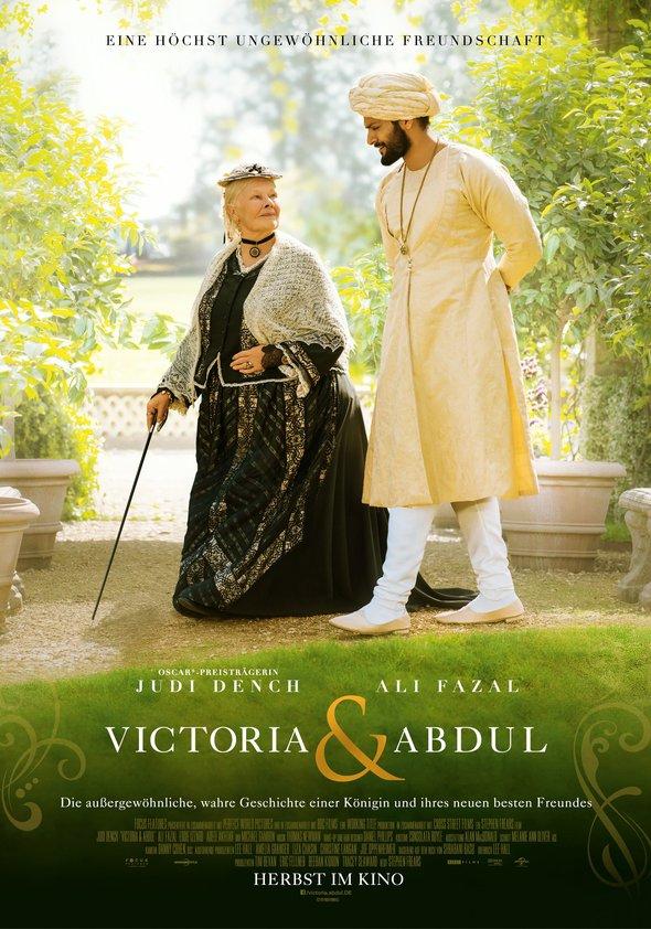 Plakat: VICTORIA & ABDUL