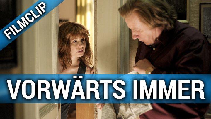 Vorwärts Immer - Clip 1 - Anne und Matti Poster