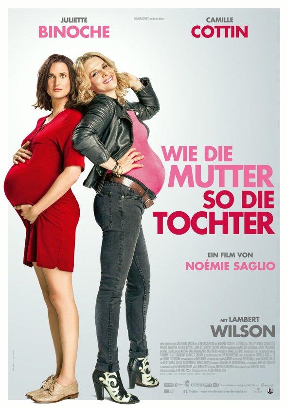 Plakat: Wie die Mutter, so die Tochter