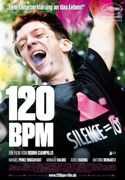 120 BPM Poster