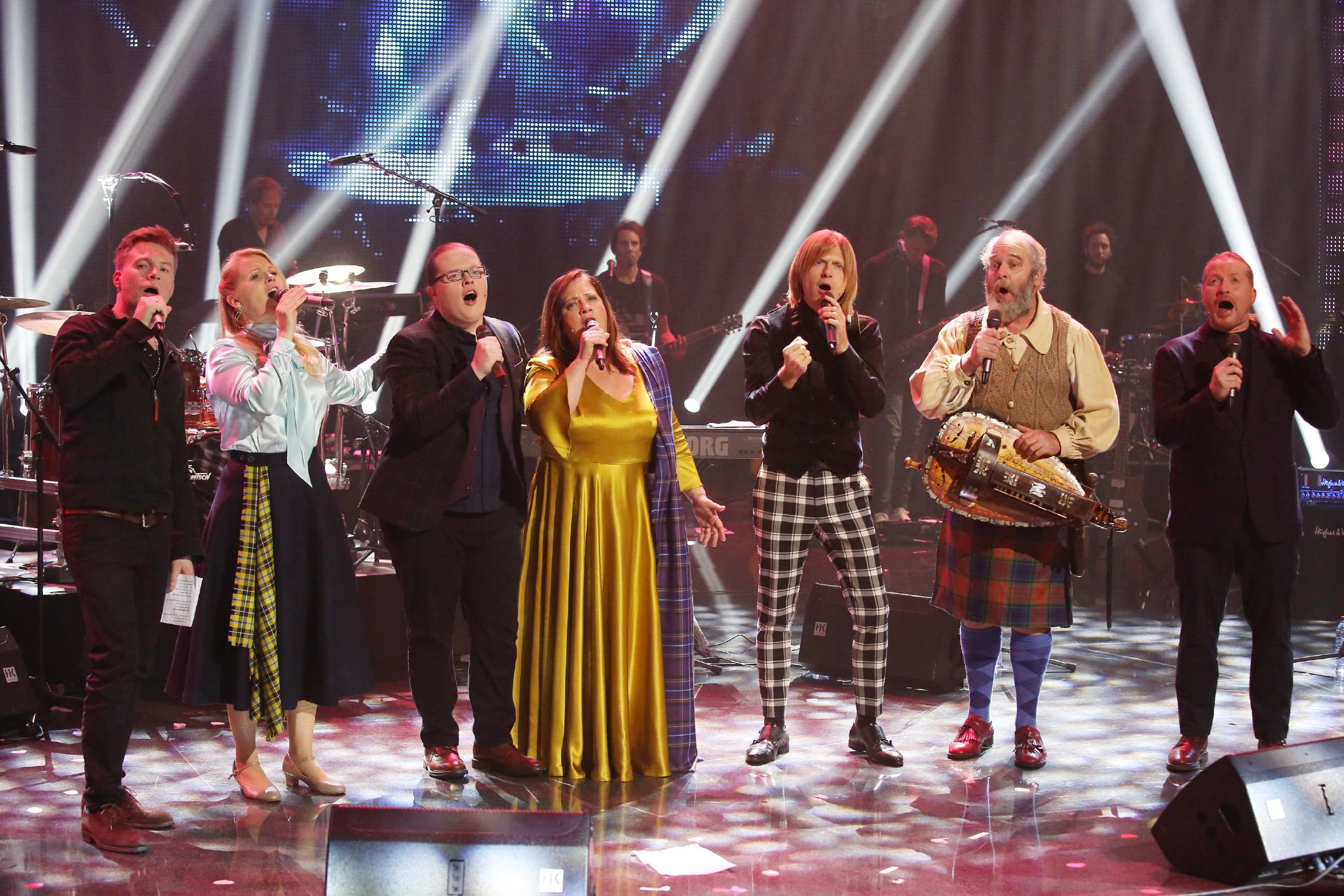 40 Jahre Kelly Family Im Live Stream Tv Heute Ab 2015 Uhr Auf