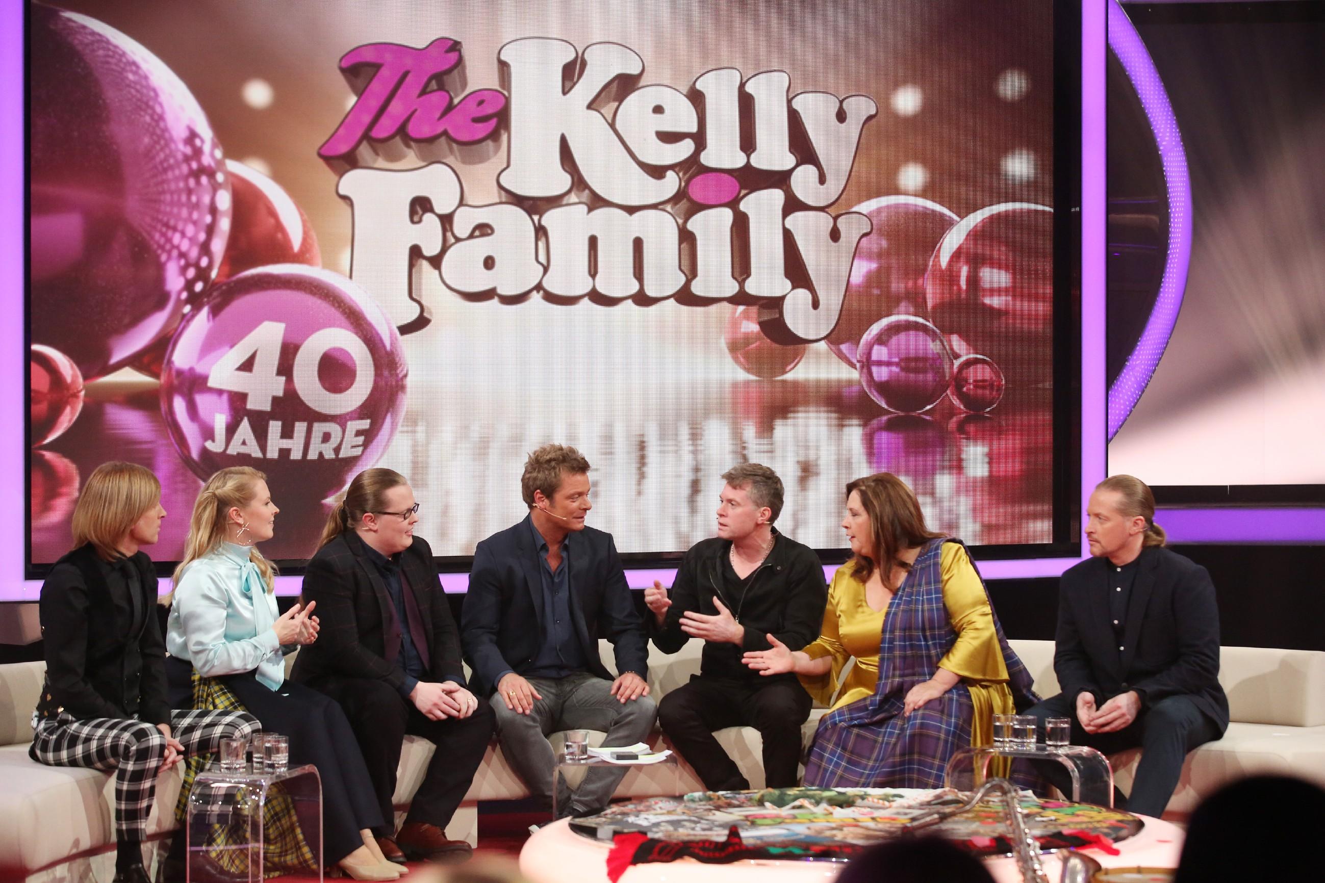 Kelly Family: Mega-Comeback im Fernsehen!