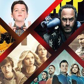 Neue Serien 2018 - Alle Trailer und Bilder