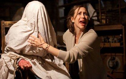 """""""Paranormal Activity"""" lässt grüßen: Überwachungskamera einer Familie filmt angeblich Geist"""