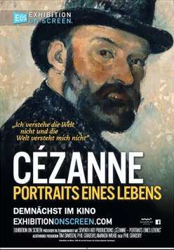 Cézanne - Portraits eines Lebens Poster