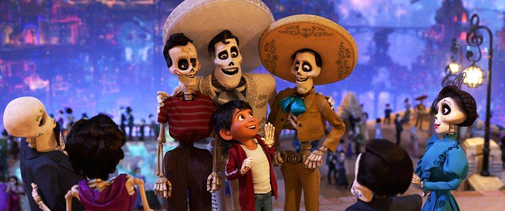 Coco   Lebendiger als das Leben! © Disney