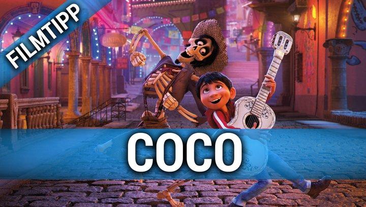 Coco - Filmtipp Poster