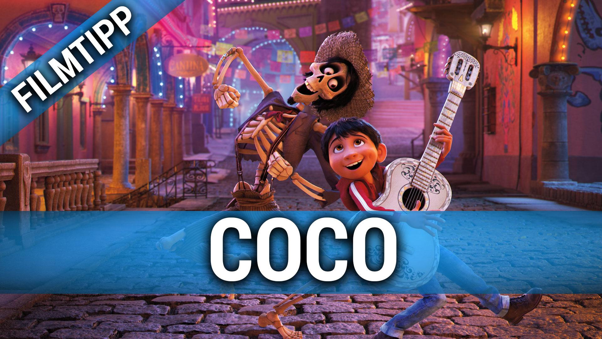 Coco - Lebendiger als das Leben! Trailer
