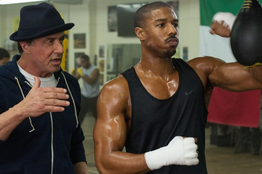 Creed Rocky's Legacy Adonis Rocky Sylvester Stallone Michael B. Jordan