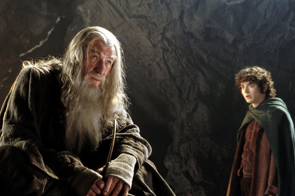 Der Herr der Ringe Die Gefährten Gandalf Frodo Silmarillion Christopher Tolkien