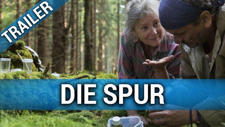 Die Spur - Trailer Poster