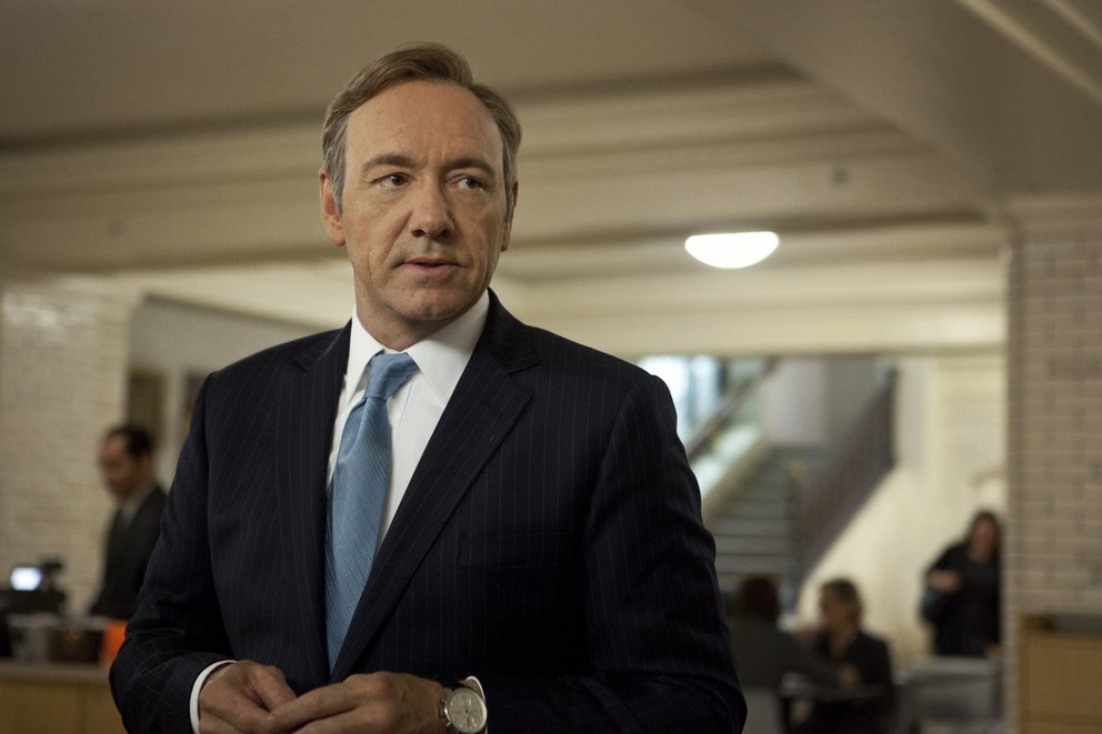 House of Cards Kevin Spacey Alles Geld der Welt