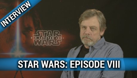 STAR WARS - EPISODE VIII - Interview mit Mark Hamill Poster