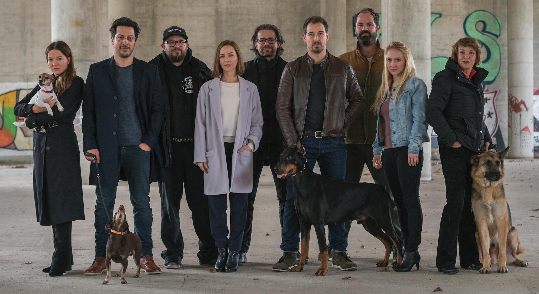 Dogs Of Berlin Trailer Und Starttermin Für Die Zweite Deutsche