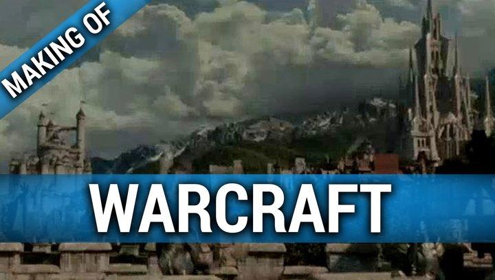 Creating Warcraft - Featurette Poster
