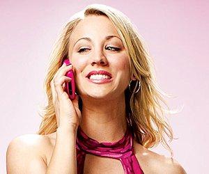 """The Big Bang Theory""-Star Kaley Cuoco überrascht mit neuer Serie"