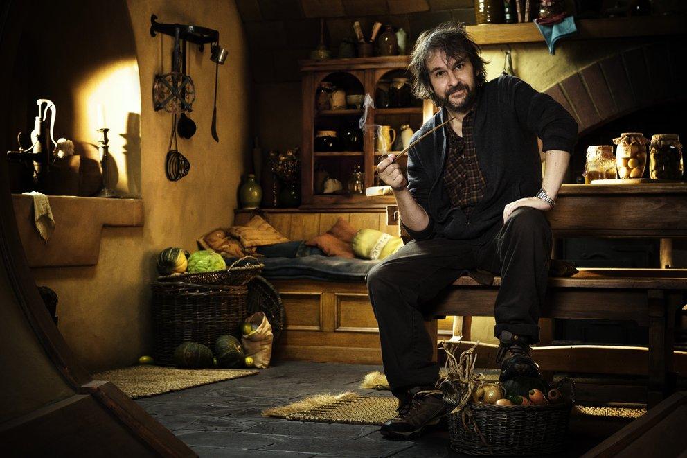 Peter Jackson Der Herr der Ringe Der Hobbit Silmarillion