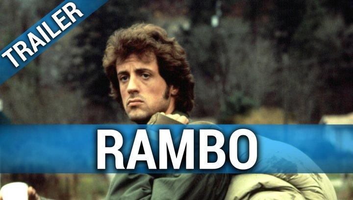 Rambo - Trailer Poster