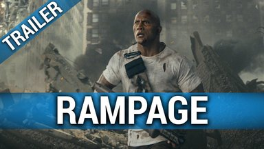 Rampage - Big Meets Bigger Trailer