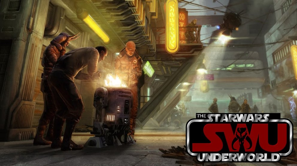 Star Wars Underworld Logo
