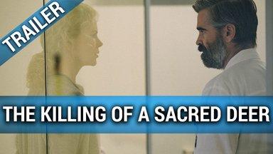 The Killing of a Sacred Deer Trailer