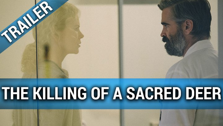 The Killing of a Sacred Deer - Trailer Poster