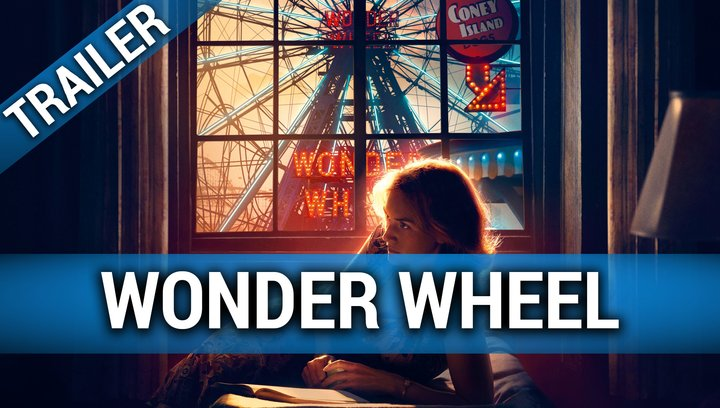 Wonder Wheel - Trailer Poster