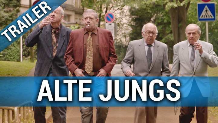Alte Jungs - Trailer Poster