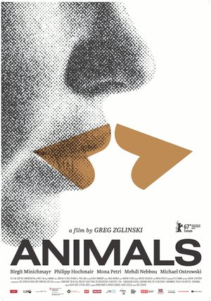 Animals - Stadt Land Tier Poster