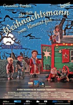 Augsburger Puppenkiste: Als der Weihnachtsmann vom Himmel fiel Poster