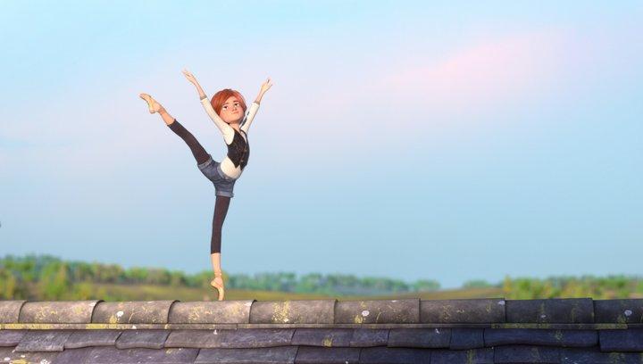 Ballerina - Trailer Poster