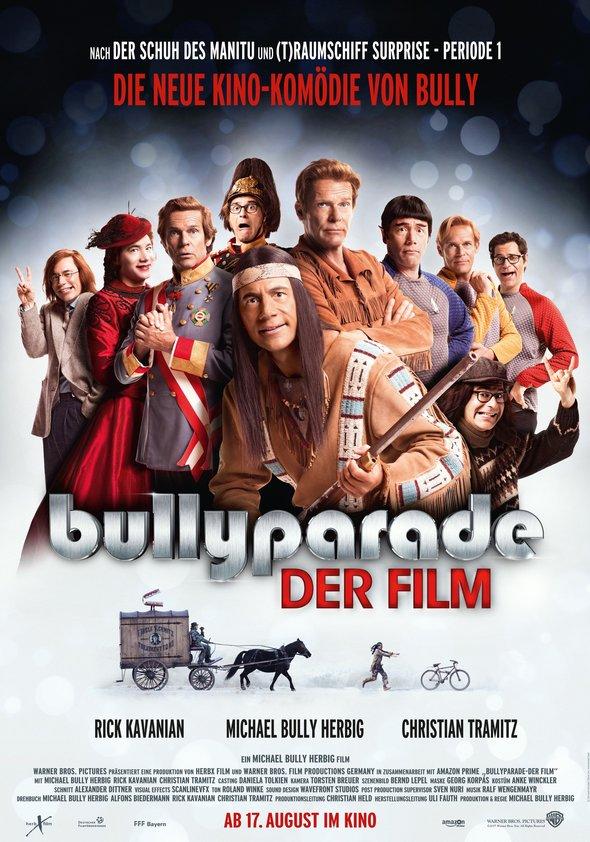 Bullyparade - Der Film Poster