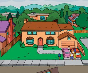 Quiz: Erkennst du diese Zeichentrick-Serien anhand der Häuser?