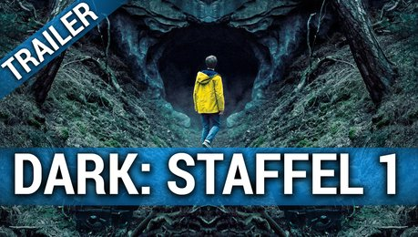 Dark - Staffel 1 - Netflix Trailer Deutsch Poster