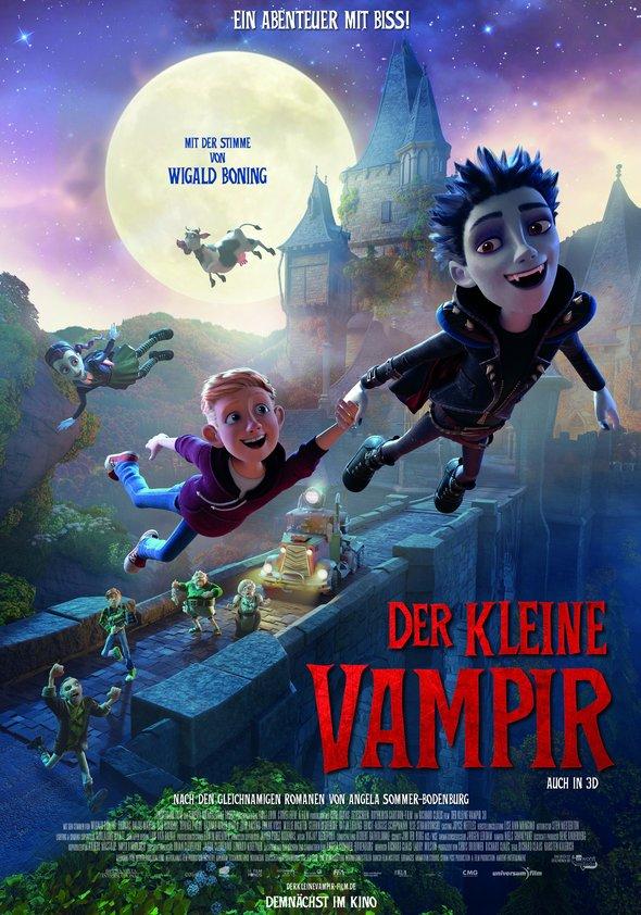 Plakat: DER KLEINE VAMPIR