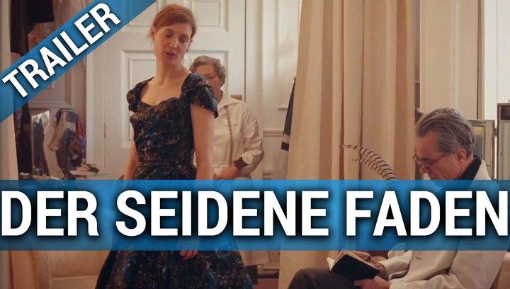 Der seidene Faden - Trailer Poster
